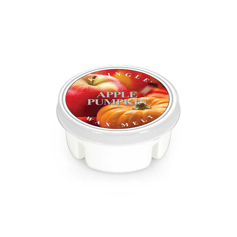 Kringle Candle Apple Pumpkin - wosk zapachowy - Candlelove