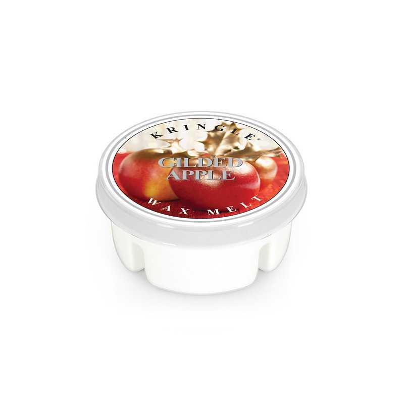 Kringle Candle Gilded Apple - wosk - e-candlelove