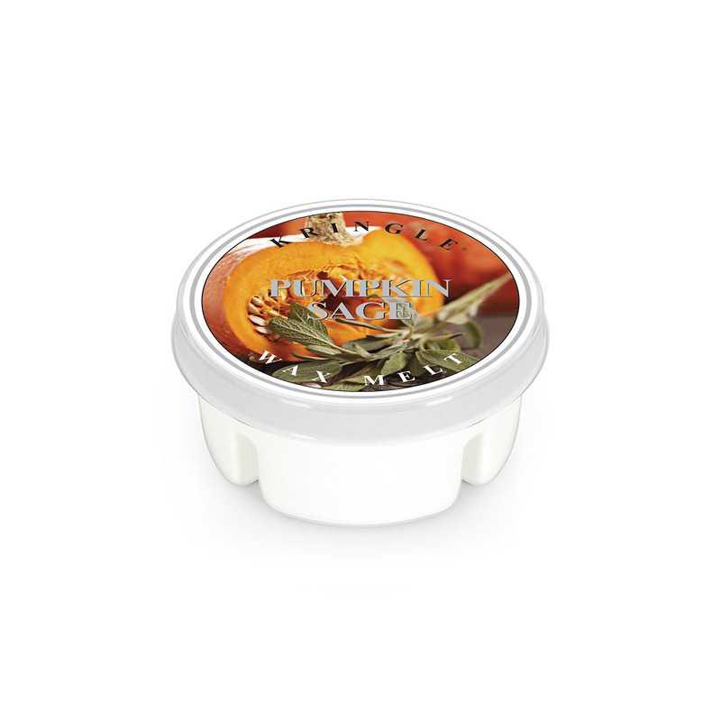 Kringle Candle Pumpkin Sage - wosk zapachowy - Candlelove