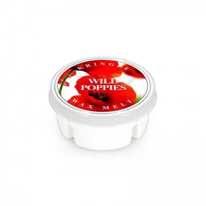 Kringle Candle Wild Poppies - wosk zapachowy - Candlelove