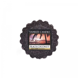 Yankee Candle Black Coconut - wosk - Candlelove