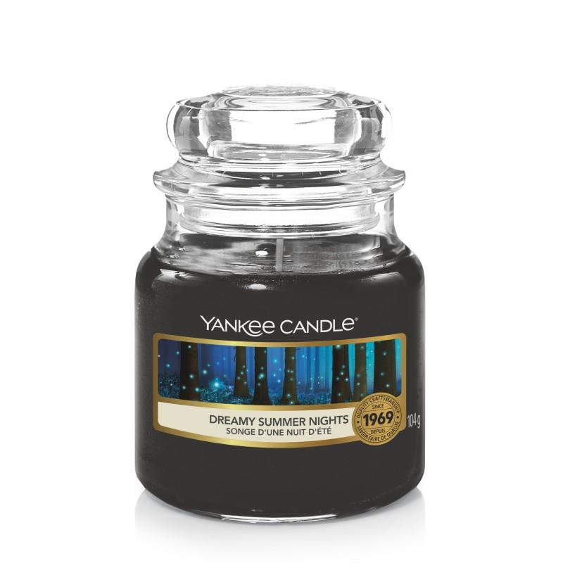 Yankee Candle Dreamy Summer Nights - mała świeca zapachowa - e-candlelove