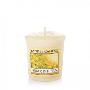 Yankee Candle Flowers in the Sun - sampler - Candlelove