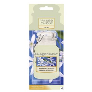 Yankee Candle Midnight Jasmine Car Jar - zapach samochodowy - Candlelove