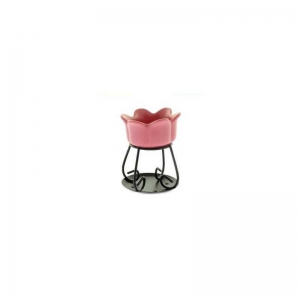 Yankee Candle Petal bowl - kominek zapachowy różowy - Candlelove