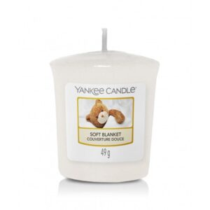 Yankee Candle Soft Blanket - sampler zapachowy - Candlelove