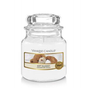 Yankee Candle Soft Blanket - mała świeca zapachowa - e-candlelove