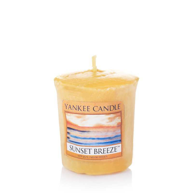 Yankee Candle Sunset Breeze - sampler - Candlelove