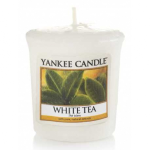 Yankee Candle White Tea - sampler - Candlelove