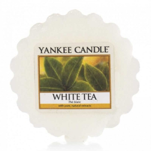 Yankee Candle White Tea - wosk - Candlelove