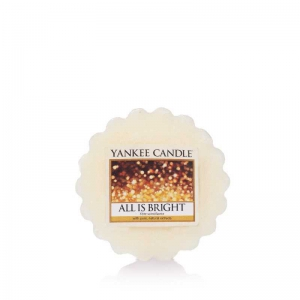 Yankee Candle All is Bright - wosk - Candlelove
