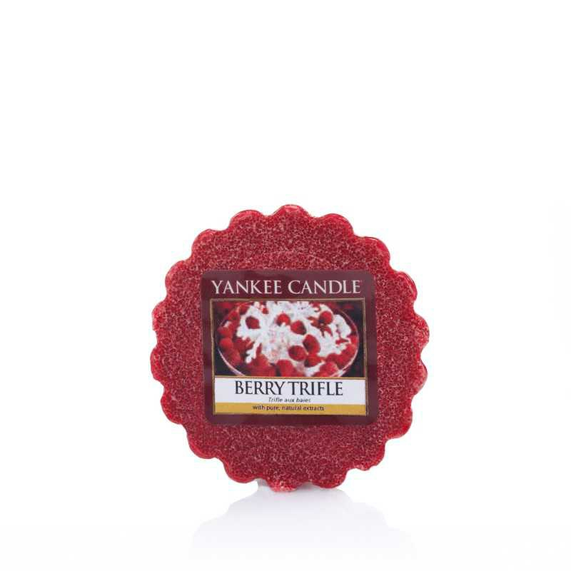 Yankee Candle Berry Trifle - wosk zapachowy - e-candlelove