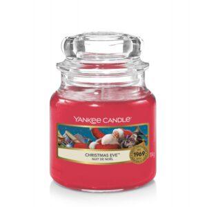 Yankee Candle Christmas Eve - mała świeca zapachowa - Candlelove