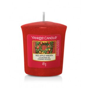 Yankee Candle Red Apple Wreath - sampler zapachowy - e-candlelove