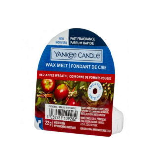 Yankee Candle Red Apple Wreath - wosk zapachowy - e-candlelove