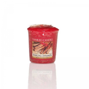 Yankee Candle Sparkling Cinnamon - sampler zapachowy - e-candlelove