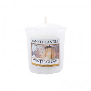 Yankee Candle Winter Glow - sampler zapachowy - e-candlelove