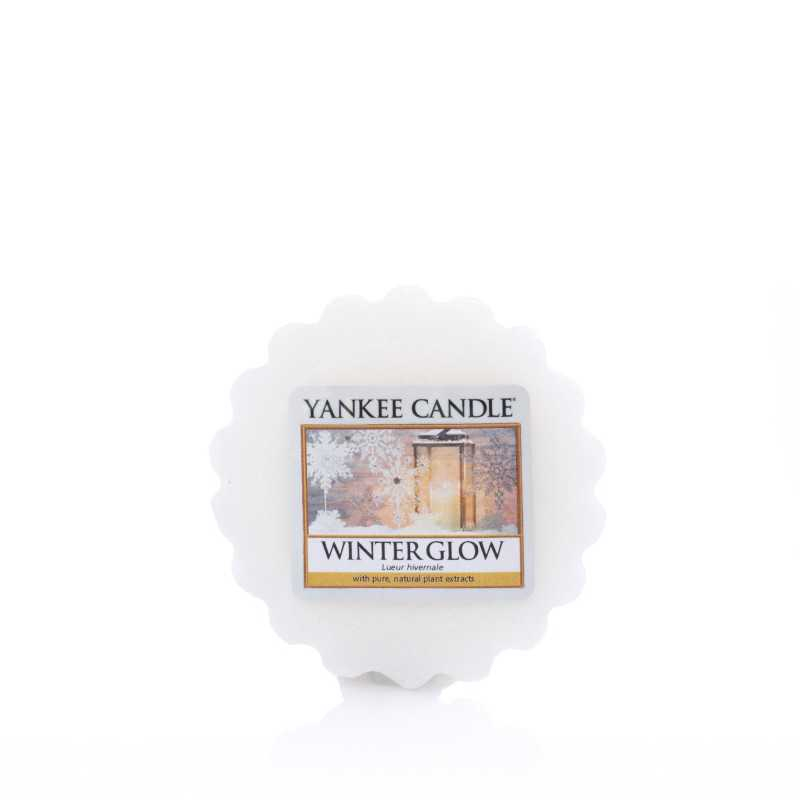 Yankee Candle Winter Glow - wosk zapachowy - e-candlelove