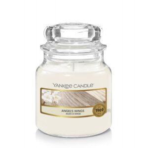 Yankee Candle Angel's Wings - mała świeca zapachowa - candlelove