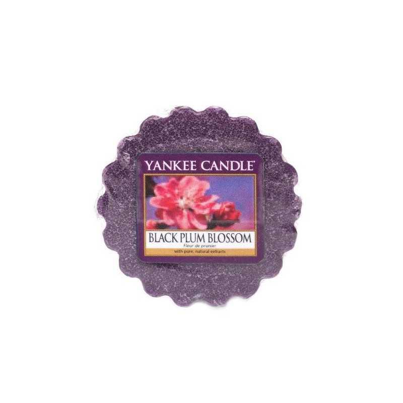 Yankee Candle Black Plum Blossom - wosk zapachowy - e-candlelove