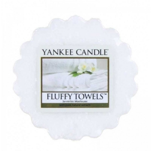 Yankee Candle Fluffy Towels - wosk zapachowy - e-candlelove