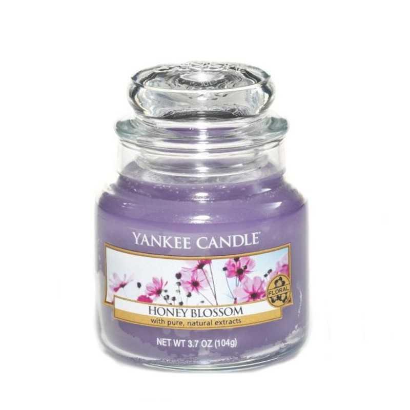 Yankee Candle Honey Blossom - mała świeca zapachowa - e-candlelove