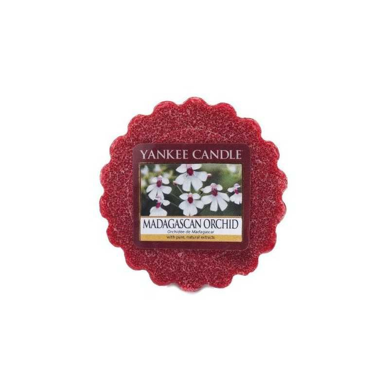 Yankee Candle Madagascan Orchid - wosk zapachowy - e-candlelove