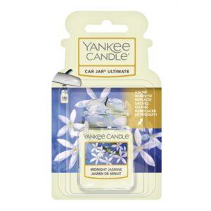 Yankee Candle Midnight Jasmine Car Jar Ultimate - zapach samochodowy - e-candlelove