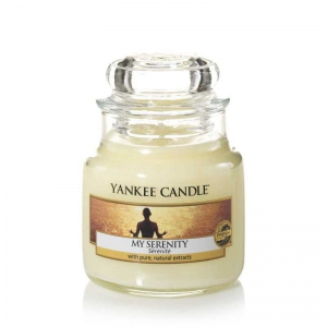 Yankee Candle My Serenity - mała świeca zapachowa - e-candlelove