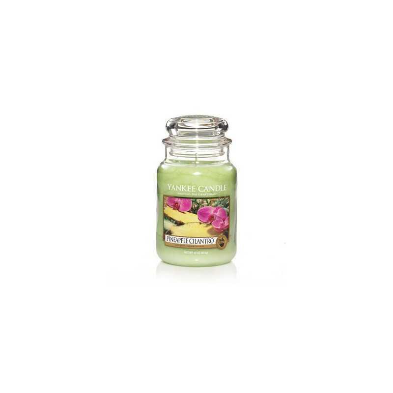 Yankee Candle Pineapple Cilantro - duża świeca zapachowa - e-candlelove