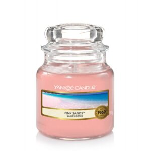 Yankee Candle Pink Sands - mała świeca zapachowa - e-candlelove