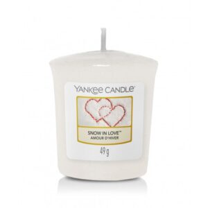 Yankee Candle Snow in Love - sampler zapachowy - e-candlelove