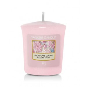 Yankee Candle Snowflake Cookie - sampler zapachowy - e-candlelove