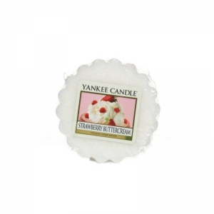 Yankee Candle Strawberry Buttercream - wosk zapachowy - e-candlelove