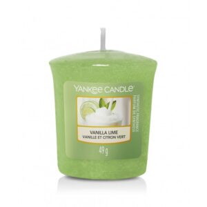 Yankee Candle Vanilla Lime - sampler zapachowy - e-candlelove