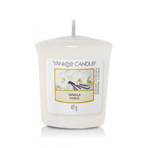 Yankee Candle Vanilla - sampler zapachowy - candlelove