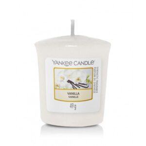 Yankee Candle Vanilla - sampler zapachowy - candlelove