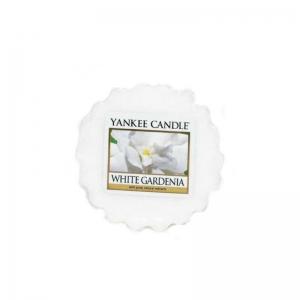 Yankee Candle White Gardenia - wosk zapachowy - e-candlelove