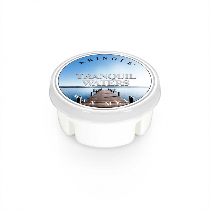Kringle Candle Tranquil Waters - wosk zapachowy - e-candlelove