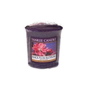 Yankee Candle Black Plum Blossom - sampler zapachowy - e-candlelove