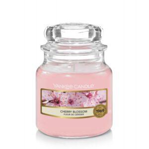 Yankee Candle Cherry Blossom - mała świeca zapachowa - e-candlelove