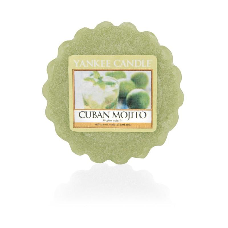 Yankee Candle Cuban Mojito - wosk zapachowy - e-candlelove