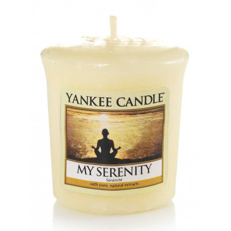 Yankee Candle My Serenity - sampler zapachowy - e-candlelove