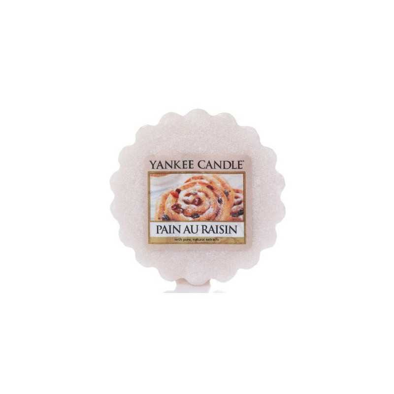 Yankee Candle Pain au Raisin - wosk zapachowy - e-candlelove