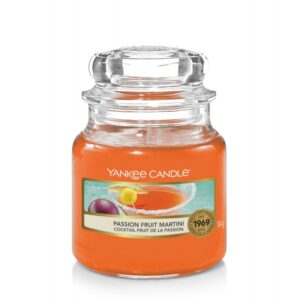 Yankee Candle Passion fruit Martini - mała świeca zapachowa - e-candlelove