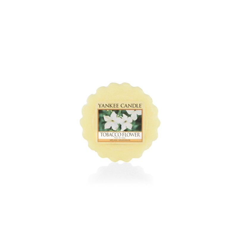 Yankee Candle Tobacco Flower - wosk zapachowy - e-candlelove