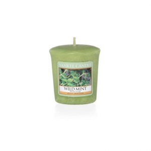 Yankee Candle Wild Mint - sampler zapachowy - e-candlelove