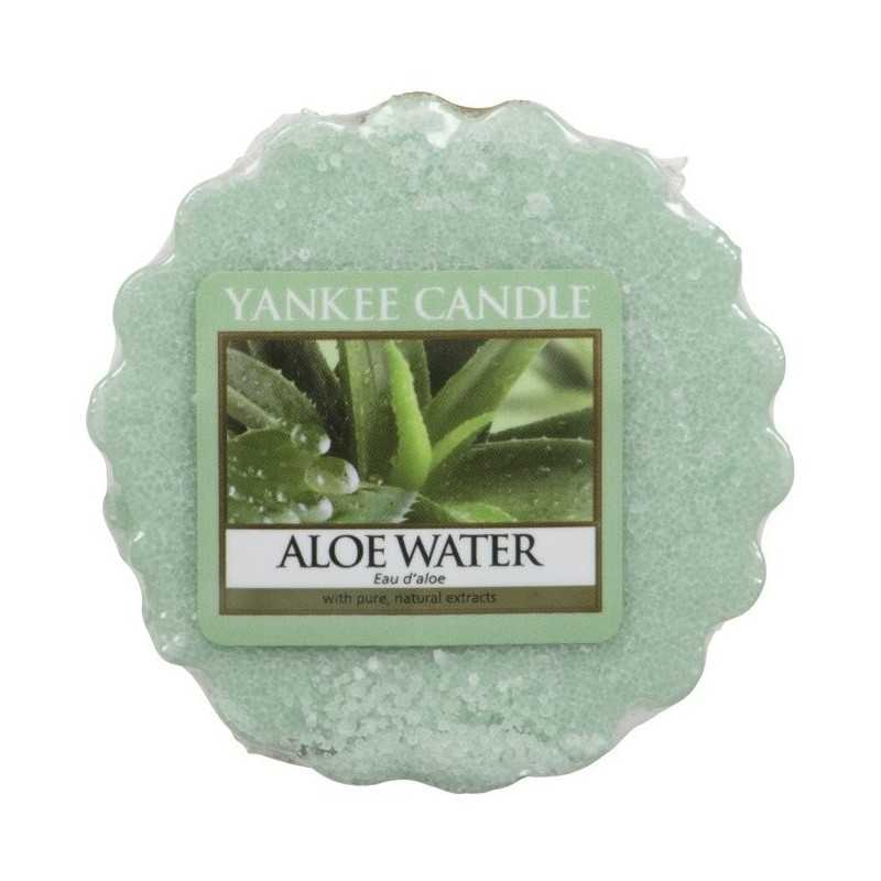 Yankee Candle Aloe Water - wosk zapachowy - e-candlelove