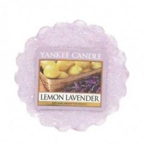 Yankee Candle Lemon Lavender - wosk zapachowy - e-candlelove