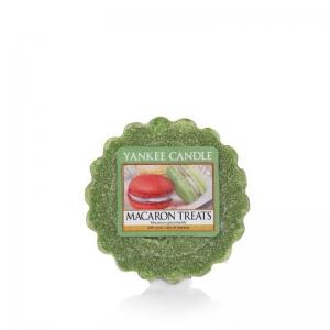 Yankee Candle Macaron Treats - wosk zapachowy - e-candlelove
